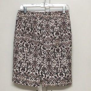 Merona Skirts - Stretch Merona Straight Skirt Size 2
